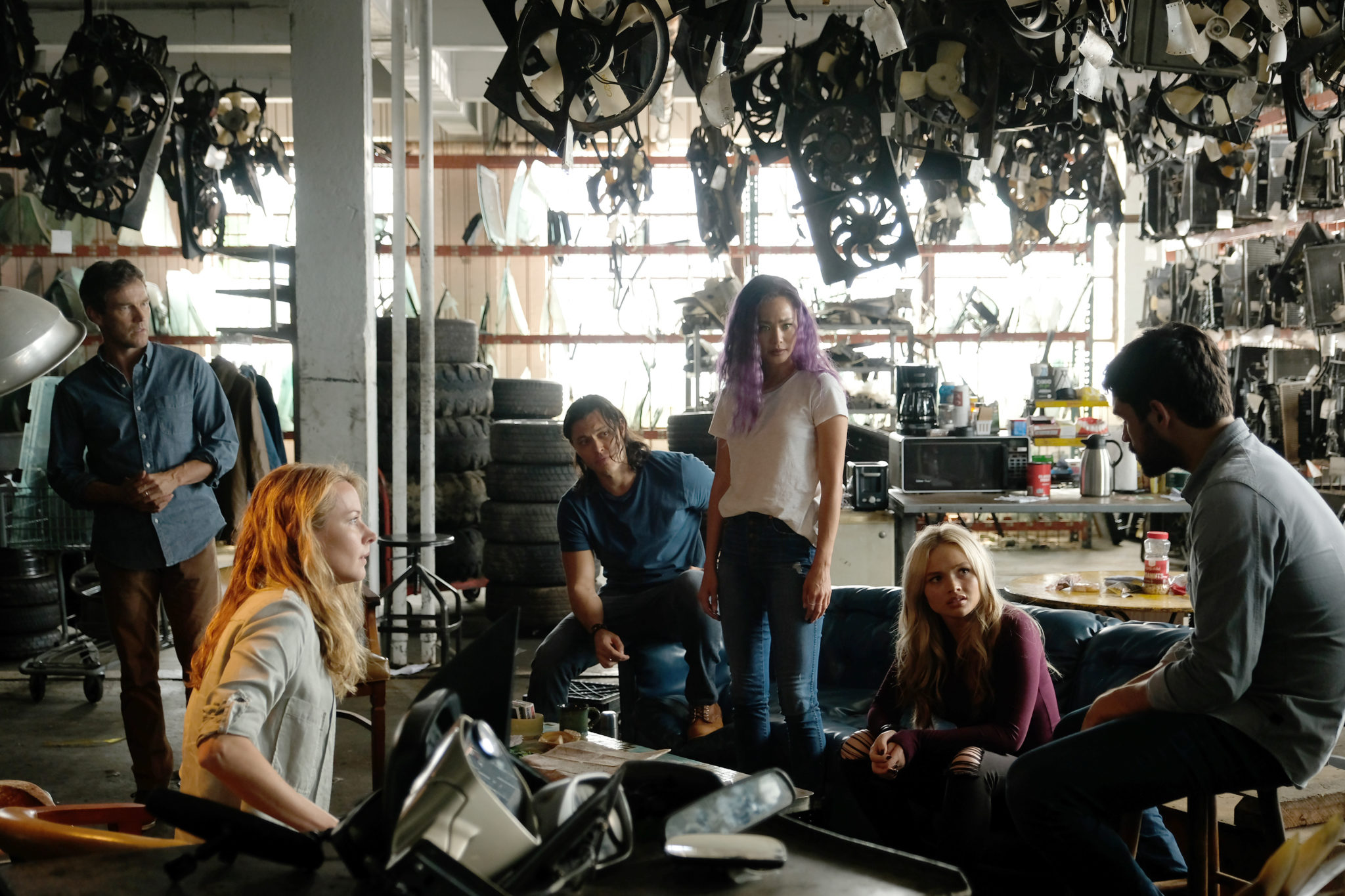 "Ersteindruck: ""The Gifted"" Staffel 2 4"