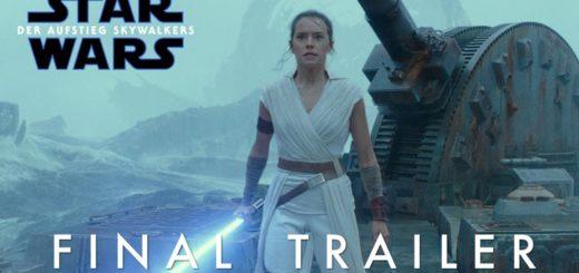 Fantastische Trailer: Star Wars 9: Der Aufstieg Skywalkers 9