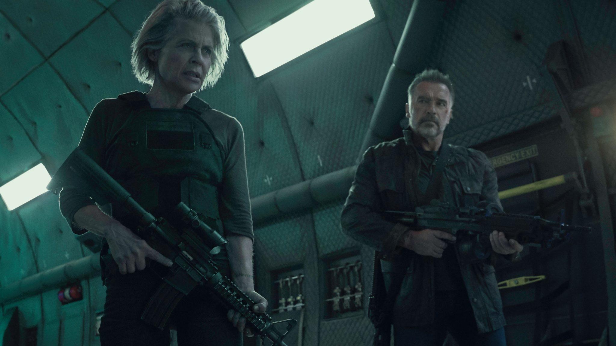 Terminator: Dark Fate (Kino-Kritik) 2