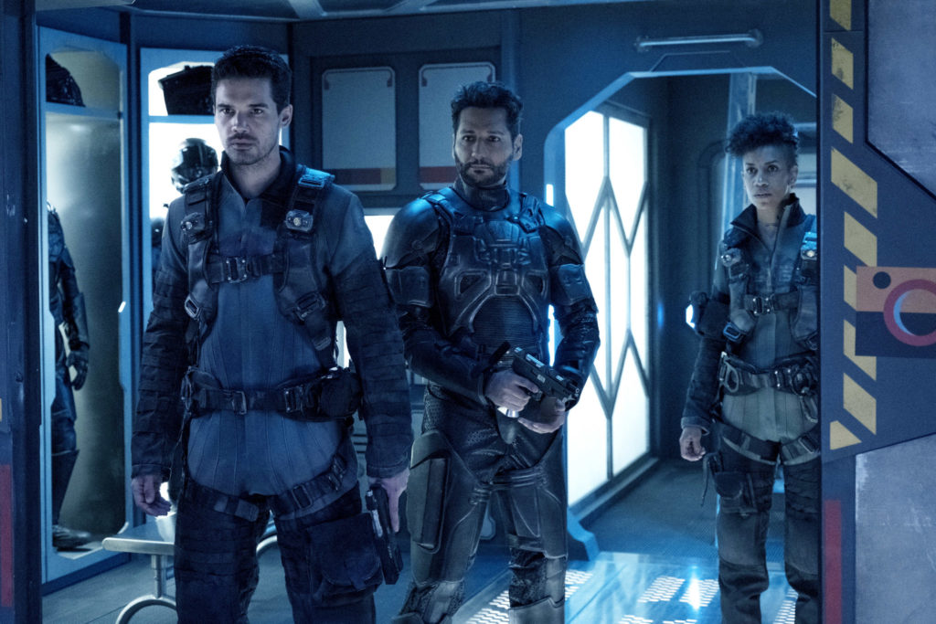 The Expanse Staffel 3 Deutsch
