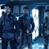 """The Expanse"" (Staffel 3) 10"