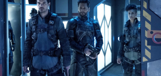 """The Expanse"" (Staffel 3) 1"