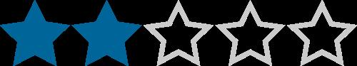 Rating: 2 Sterne