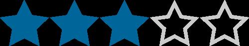 Rating: 3 Sterne