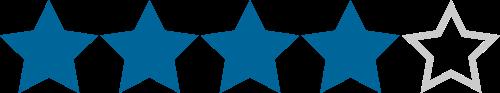 Rating: 4 Sterne